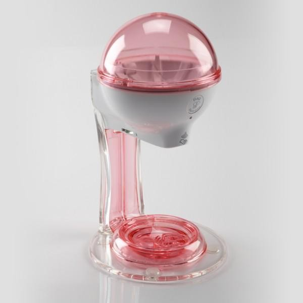 Germstar® G2 Mini Desinfektionsspender weiß-pink