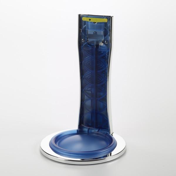 Germstar® Tischständer chrom-blau