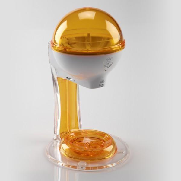 Germstar® G2 Mini Desinfektionsspender weiß-orange
